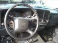 1999 Indigo Blue Metallic Chevrolet Silverado 1500 Extended Cab 4x4  photo #14