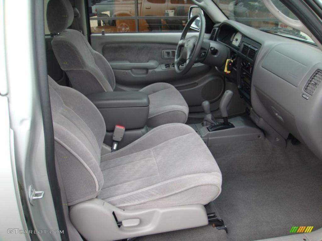 2003 toyota tacoma v6 trd double cab 4x4 interior photo - 1997 toyota tacoma interior parts ...