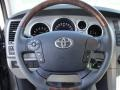 Graphite Gray Steering Wheel Photo for 2011 Toyota Tundra #42660196