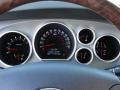 Graphite Gray Gauges Photo for 2011 Toyota Tundra #42660208