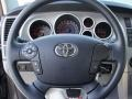 Graphite Gray Steering Wheel Photo for 2011 Toyota Tundra #42661836