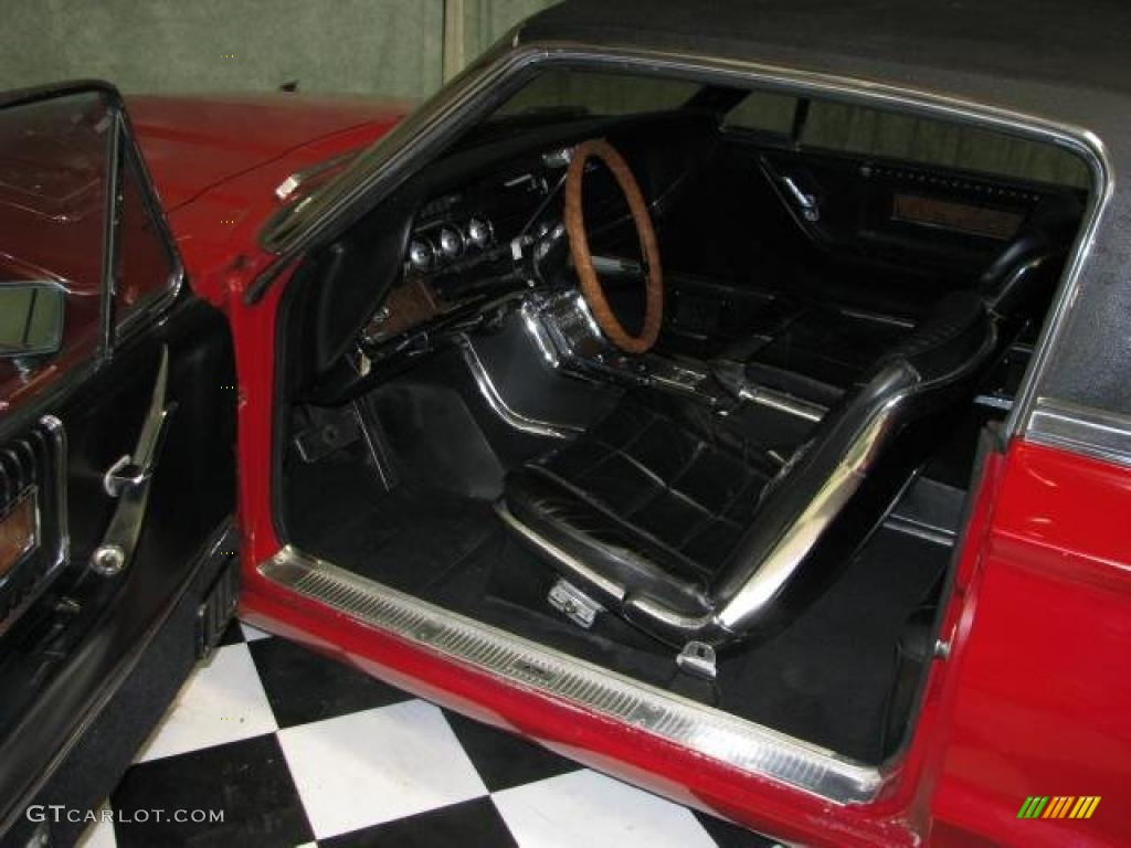1966 Ford Thunderbird Landau Interior Photo 42677764 Gtcarlot Com
