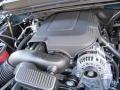 2011 Imperial Blue Metallic Chevrolet Silverado 1500 LT Crew Cab  photo #11