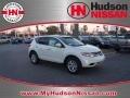 2011 Glacier White Pearl Nissan Murano S  photo #1