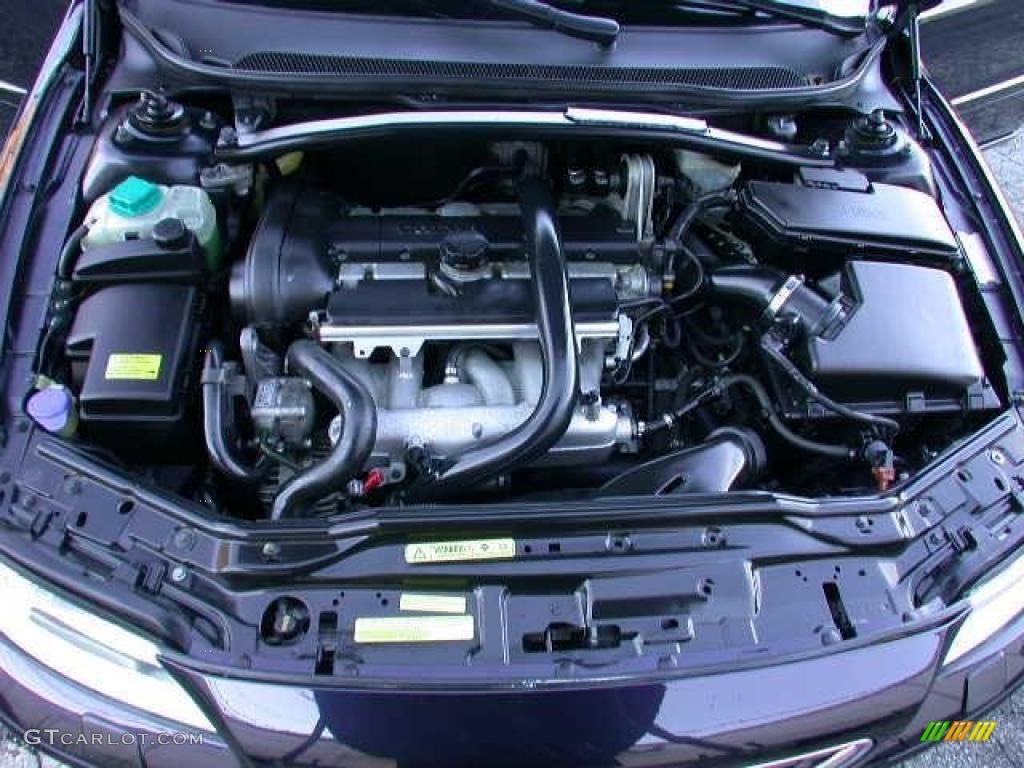 2006 volvo s60 2.5 t specs