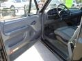 1993 F150 SVT Lightning Flint Interior