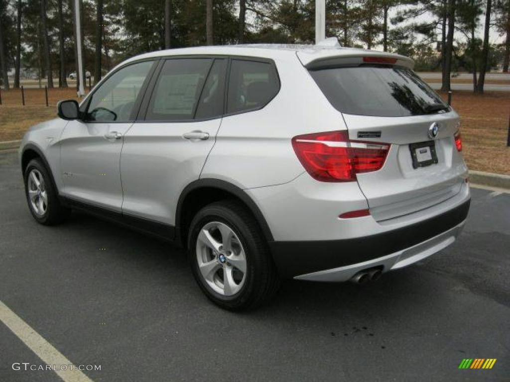 2014 Bmw X3 Silver 200 Interior And Exterior Images
