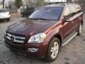 Barolo Red Metallic 2007 Mercedes-Benz GL Gallery