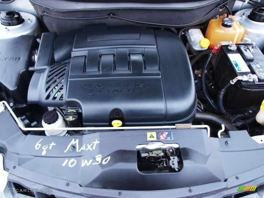 28 Chrysler 4 0 Engine Pacifica Diagram 2007 Awd Liter Sohc 24v V6 Photo