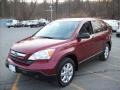 2009 Tango Red Pearl Honda CR-V EX 4WD  photo #22
