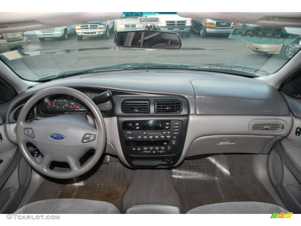 on 2003 Ford Taurus Sel