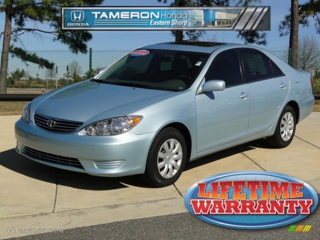 2006 sky blue pearl toyota camry le 42726511 car color galleries. Black Bedroom Furniture Sets. Home Design Ideas
