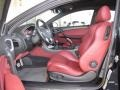 2006 GTO Coupe Red Interior