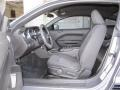 2007 Tungsten Grey Metallic Ford Mustang V6 Deluxe Coupe  photo #8