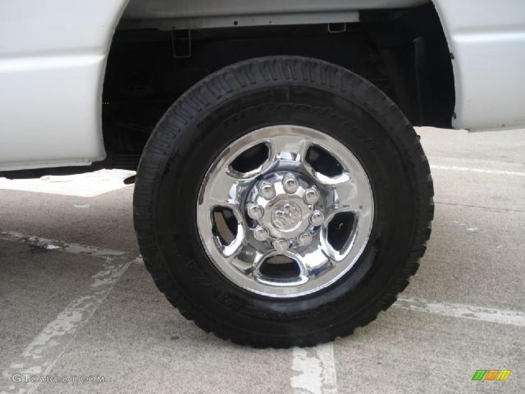 2007 Dodge Ram 3500 SLT Quad Cab Wheel Photos