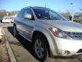 2007 Brilliant Silver Metallic Nissan Murano SL AWD  photo #7