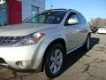 2007 Brilliant Silver Metallic Nissan Murano SL AWD  photo #8