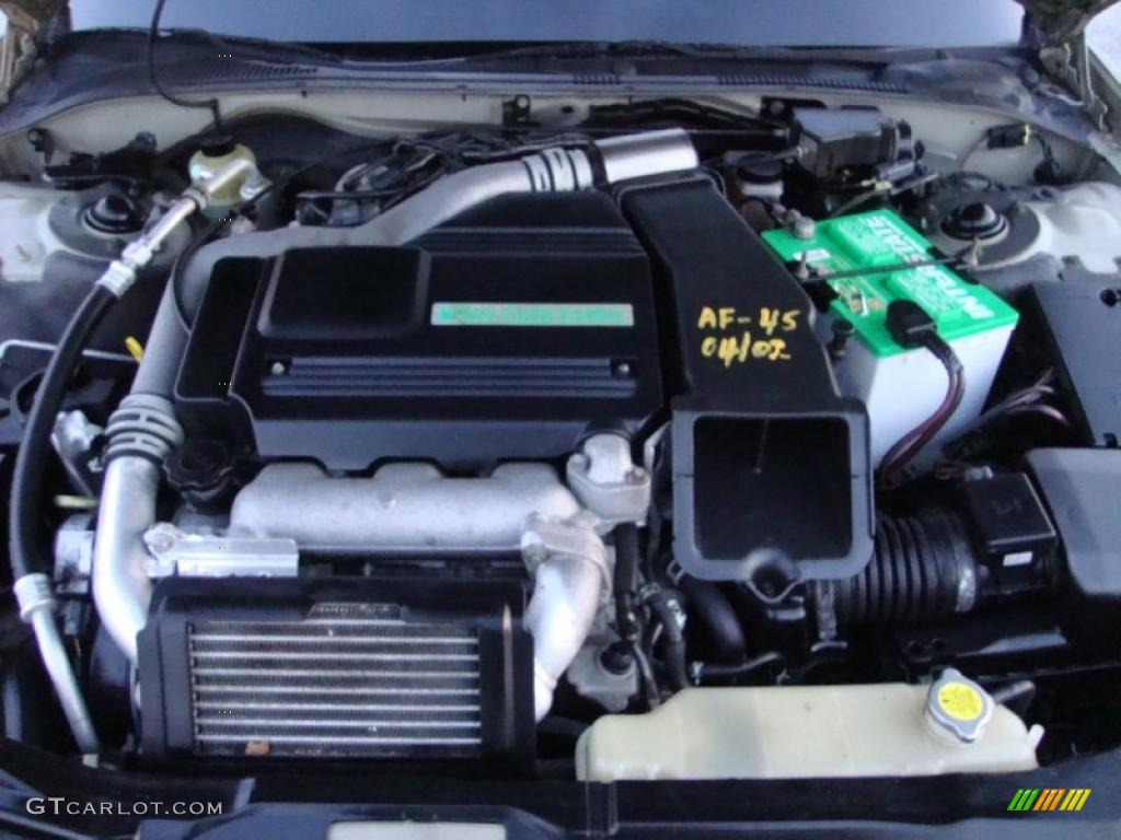 2001 Mazda Millenia S 2.3 Liter Supercharged DOHC 24-Valve V6 Engine Photo #42768892