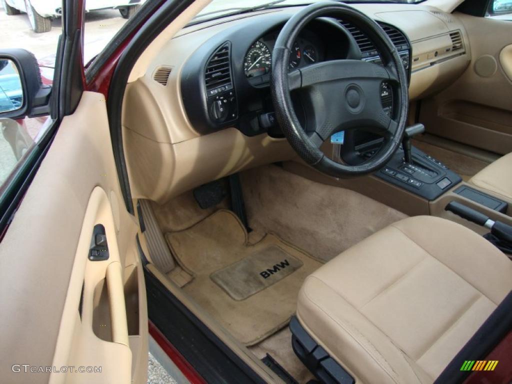 bmw 318i 1998 interior