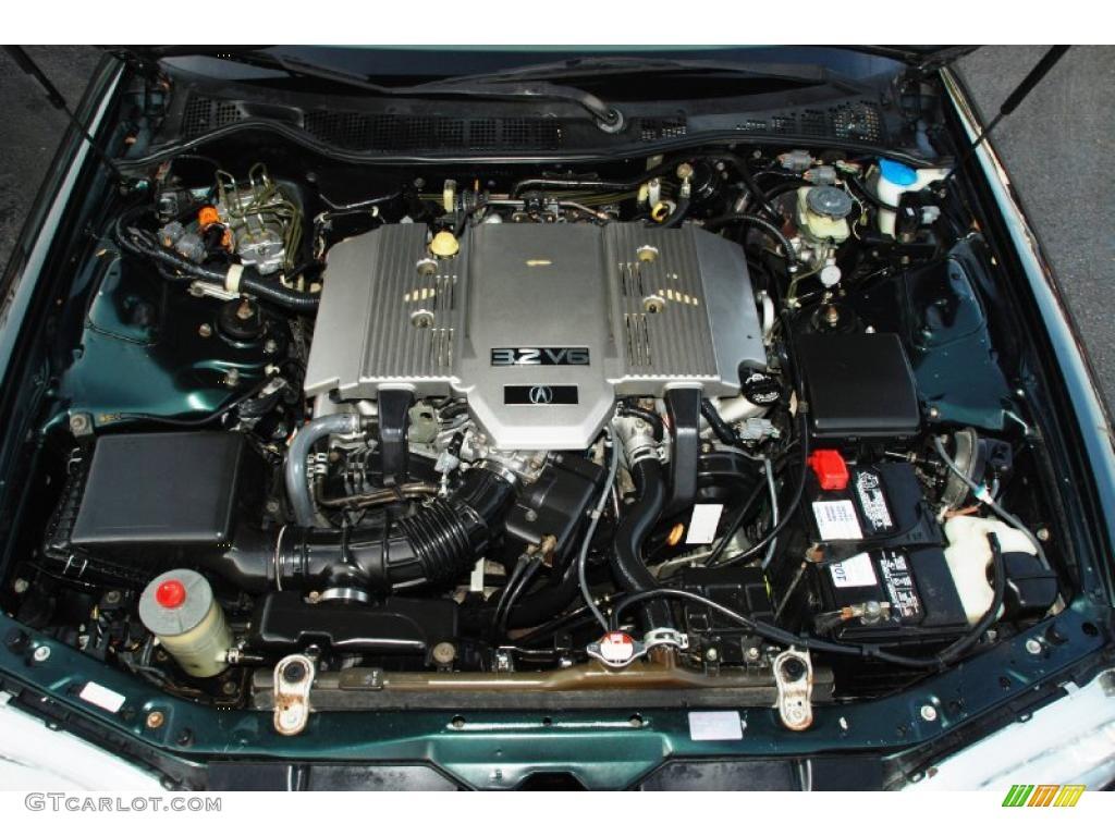 1998 Acura TL 3.2 3.2 Liter SOHC 24-Valve V6 Engine Photo