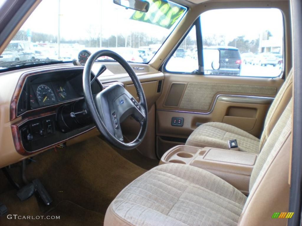 2011 Ford F 150 Xlt 1989 Ford F150 Extended Cab interior Photo #42786101 ...