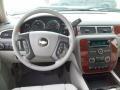 2011 White Diamond Tricoat Chevrolet Silverado 1500 LTZ Crew Cab 4x4  photo #9