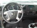 Ebony Dashboard Photo for 2011 Chevrolet Silverado 1500 #42787633
