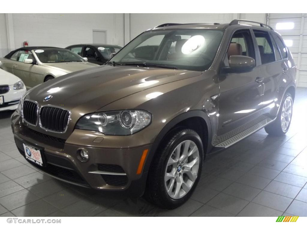 sparkling bronze metallic 2011 bmw x5 xdrive 35i exterior photo 42791257. Black Bedroom Furniture Sets. Home Design Ideas