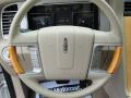 Camel/Sand Piping Steering Wheel Photo for 2008 Lincoln Navigator #42798945