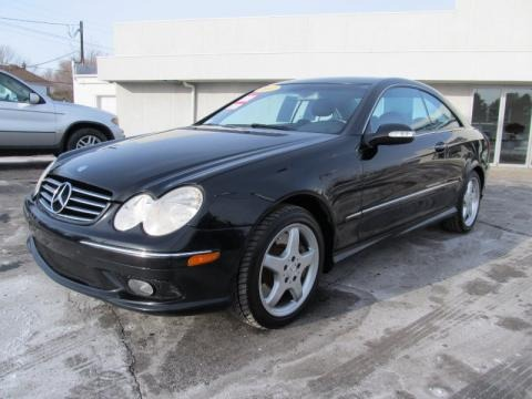 2003 Mercedes Benz Clk 500 Coupe Data Info And Specs
