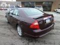 2011 Bordeaux Reserve Metallic Ford Fusion SEL  photo #4