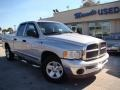 2002 Bright Silver Metallic Dodge Ram 1500 ST Quad Cab  photo #29