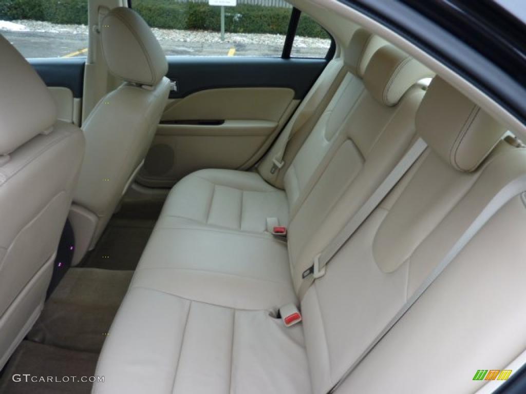 Camel interior 2010 ford fusion sel v6 awd photo 42834310