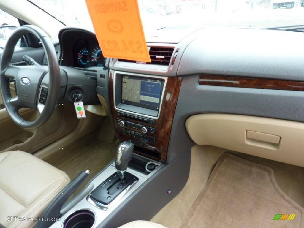 Camel interior 2010 ford fusion sel v6 awd photo 42834342