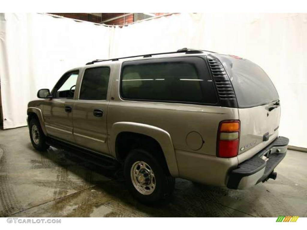 2000 suburban 2500 ls 4x4 light pewter metallic medium gray photo 4