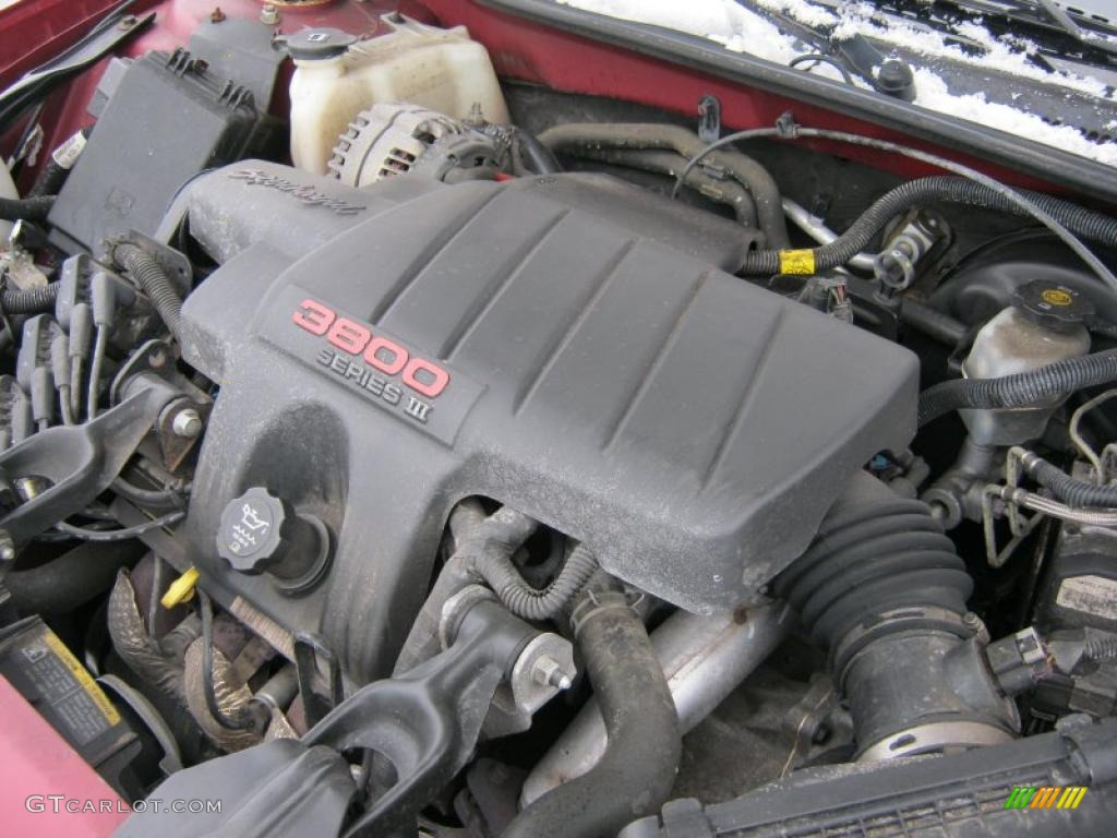 2004 pontiac grand prix gtp sedan 3 8 liter supercharged ohv 12v 3800 series iii v6 engine photo. Black Bedroom Furniture Sets. Home Design Ideas