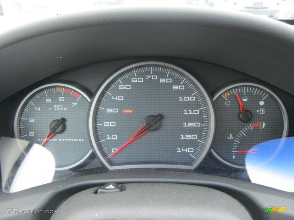 2004 Pontiac Grand Prix Gtp Sedan Gauges Photo 42849346 Gtcarlot Com