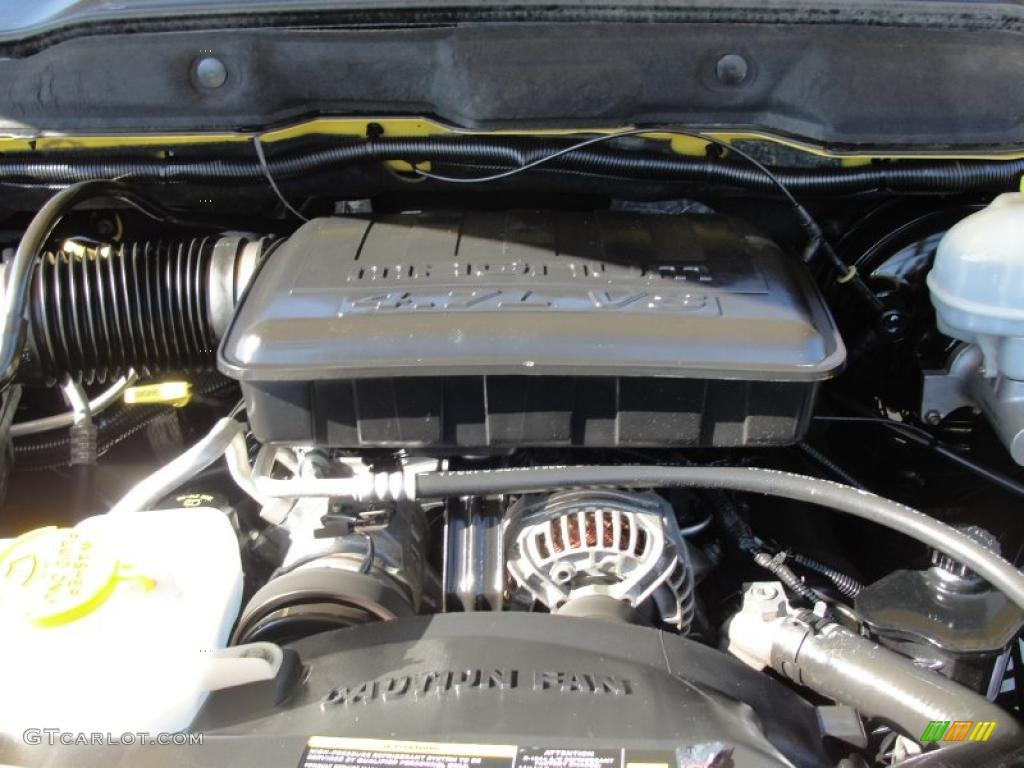 2004 dodge ram 1500 st regular cab engine photos