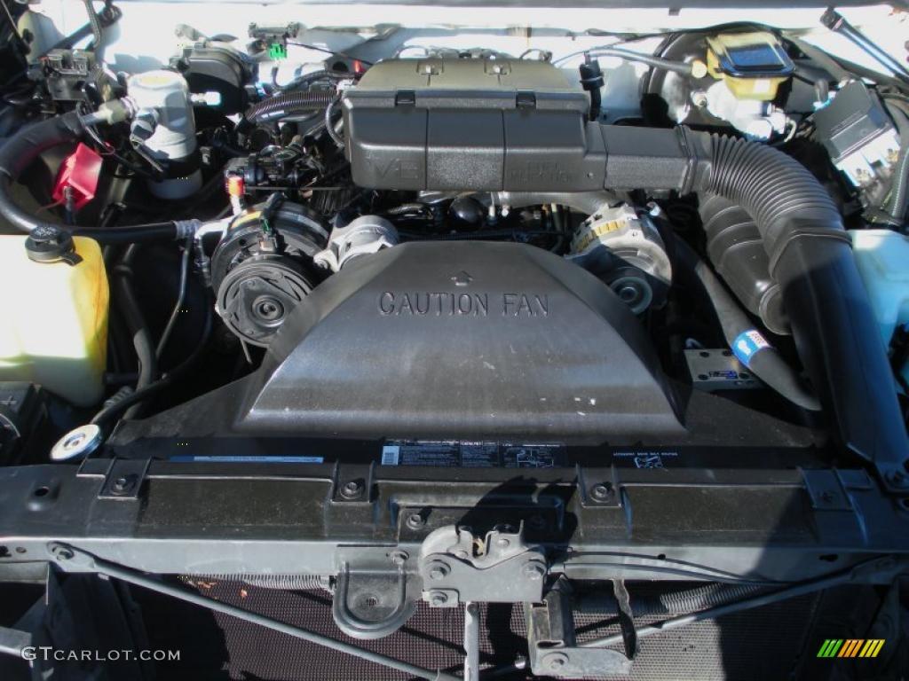 1991 Chevrolet Caprice Sedan Engine Photos