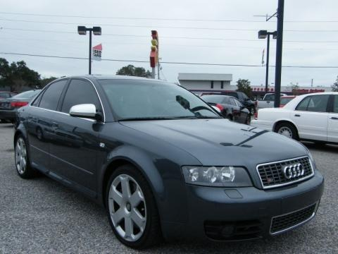 2004 audi s4 weight