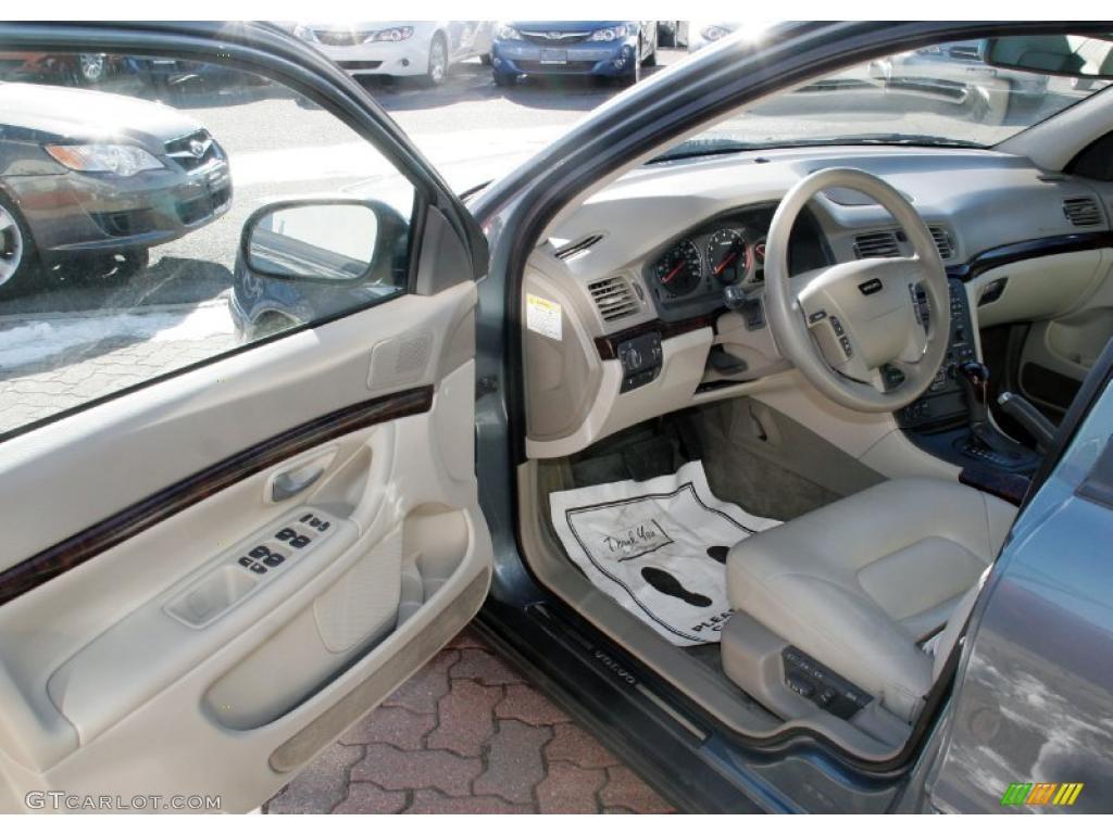 Sand Beige Interior 2002 Volvo S80 2.9 Photo #42880836 ...
