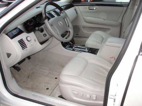 2010 Cadillac Dts Interior. 2010 Cadillac DTS Shale/Cocoa