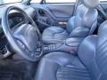 1998 Bonneville SSEi Dark Pewter Interior
