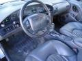 1998 Bonneville Dark Pewter Interior