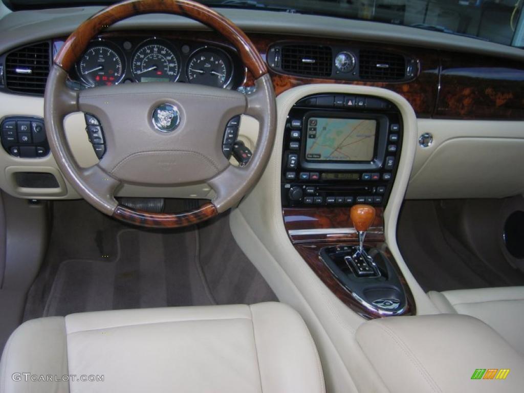 Charming Barley Interior 2005 Jaguar XJ XJ8 L Photo #42906053