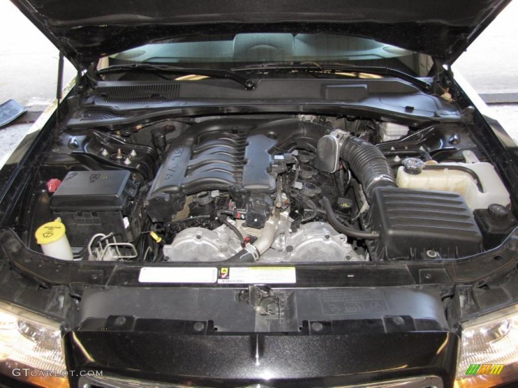 2009 Chrysler 300 Touring 3 5l Sohc 24v V6 Engine Photo
