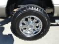 2009 Dodge Ram 2500 TRX4 Quad Cab 4x4 Wheel and Tire Photo