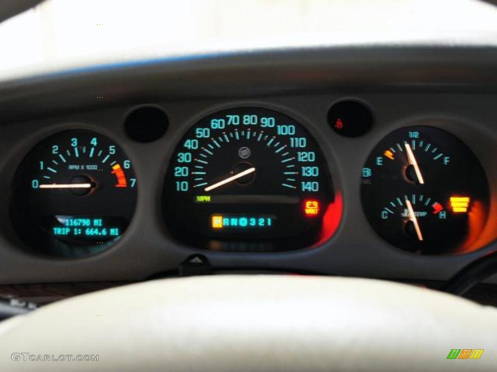 2003 buick lesabre custom gauges photo 42925292