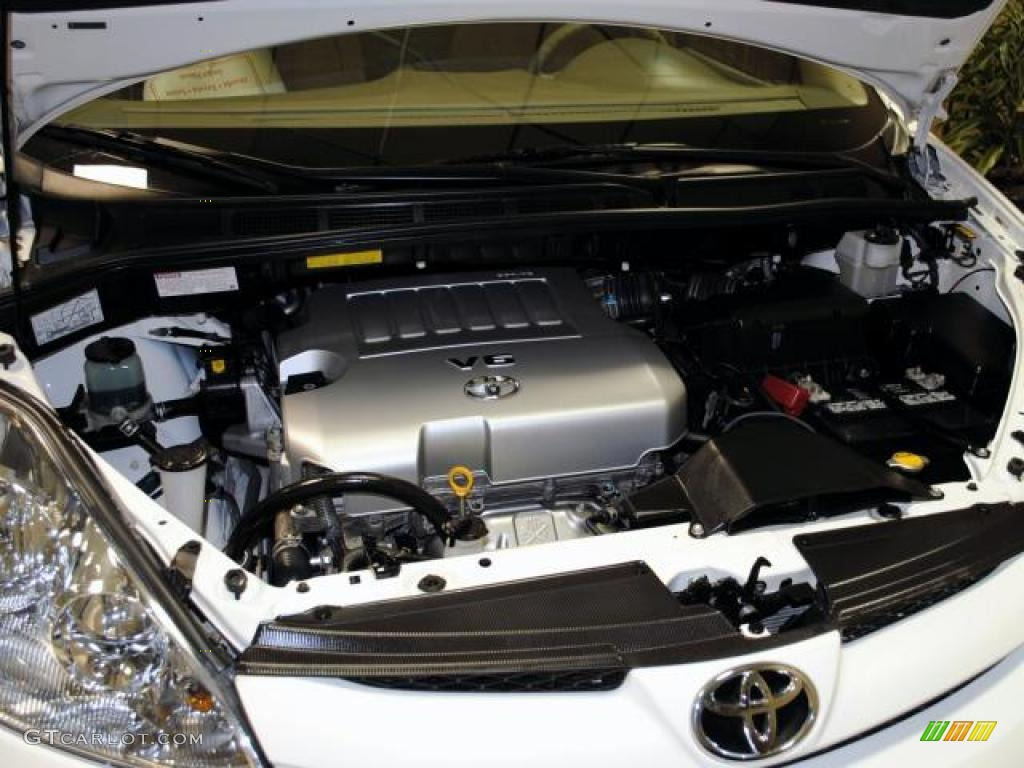 2008 Toyota Sienna Le 3 5 Liter Dohc 24