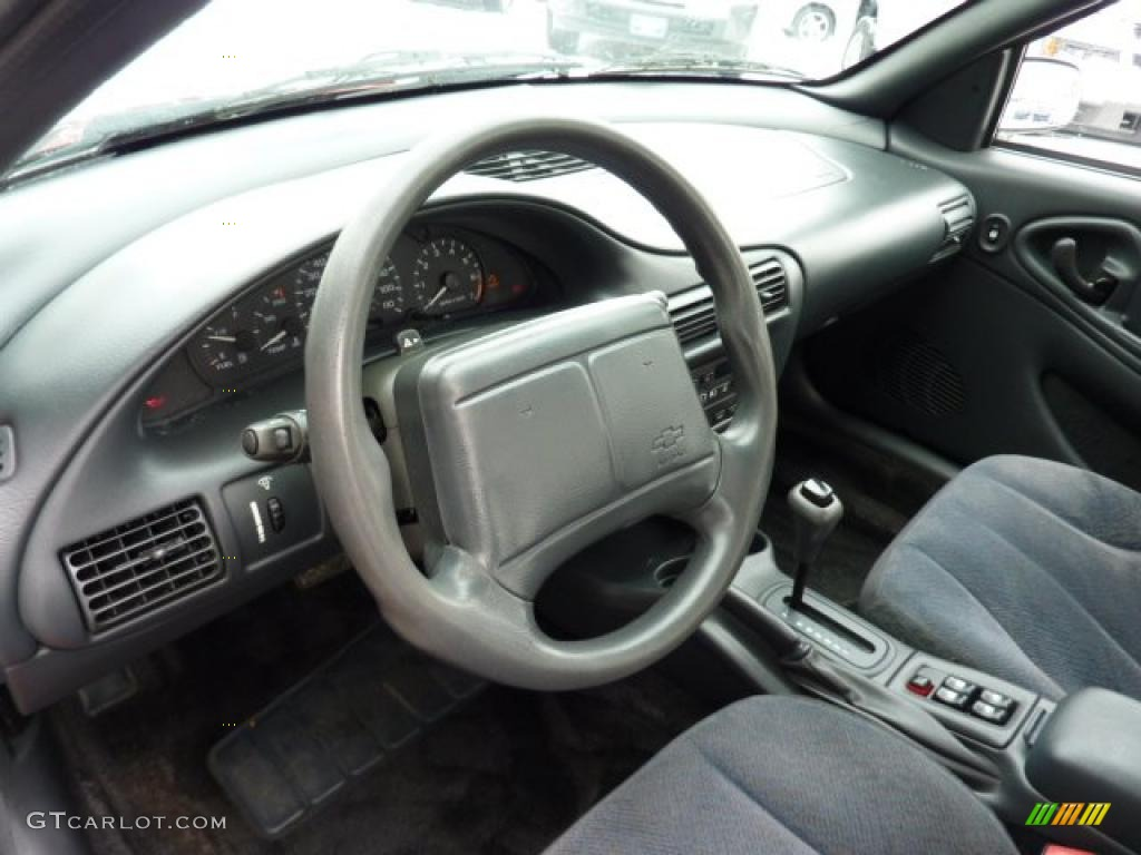 Graphite Interior 2000 Chevrolet Cavalier LS Sedan Photo ...